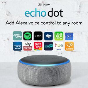 Amazon-Echo-Dot-3rd-Generation-Wireless-Smart-Speaker-with-Alexa-Heather-Grey
