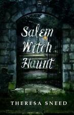 Salem Witch Haunt: a time-travel (Salem Witch Haunt series), Sneed, Theresa, Acc