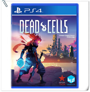PS4-Dead-Cells-Sony-PlayStation-H2-Interactive-Platform-Games