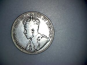 1917C Canada 50 Cents - VG