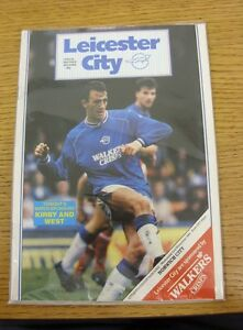 02111988 Leicester City v Norwich City Football League Cup  Thanks for view - <span itemprop=availableAtOrFrom>Birmingham, United Kingdom</span> - Returns accepted within 30 days after the item is delivered, if goods not as described. Buyer assumes responibilty for return proof of postage and costs. Most purchases from business s - Birmingham, United Kingdom