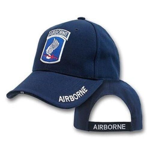 173rd AIRBORNE BRIGADE Cap Sky Soldiers US Army Cap Casquette avec logo blason