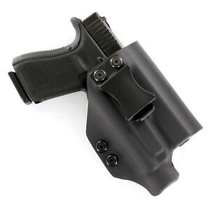 OWB Kydex Holster for Hanguns w//Olight Baldr Mini WE THE PEOPLE TAN