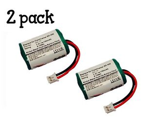 2-PACK-Battery-SportDog-650-058-SD-800-KINETIC-MH120AAAL4GC-Dog-Collar-DC-17