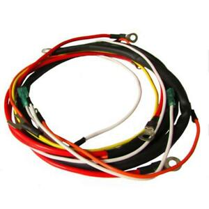 Wiring Harness 12v Conversion, fits Ford Tractor 4cyl 600 800 NAA Jubilee    eBayeBay
