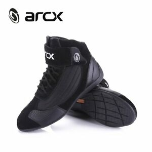 ARCX Motorcycle Boot Riding Boots Cow