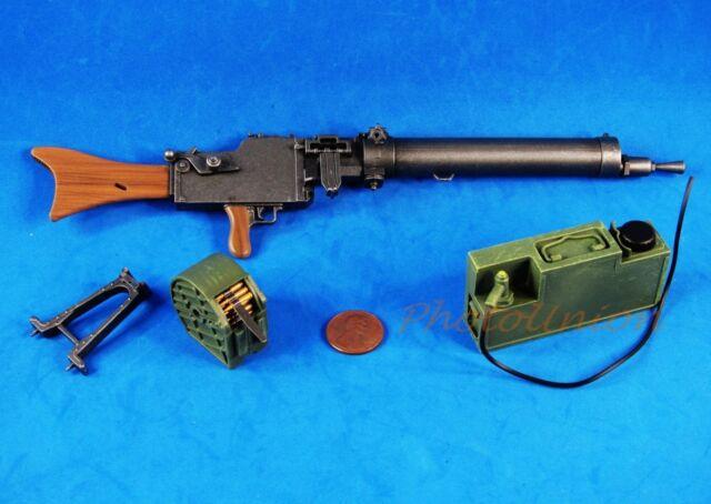 Dragon Action-Figur 1//6 German WW2 MG08 MG-08 MG08//15 Heavy Machine Gun G/_MG08