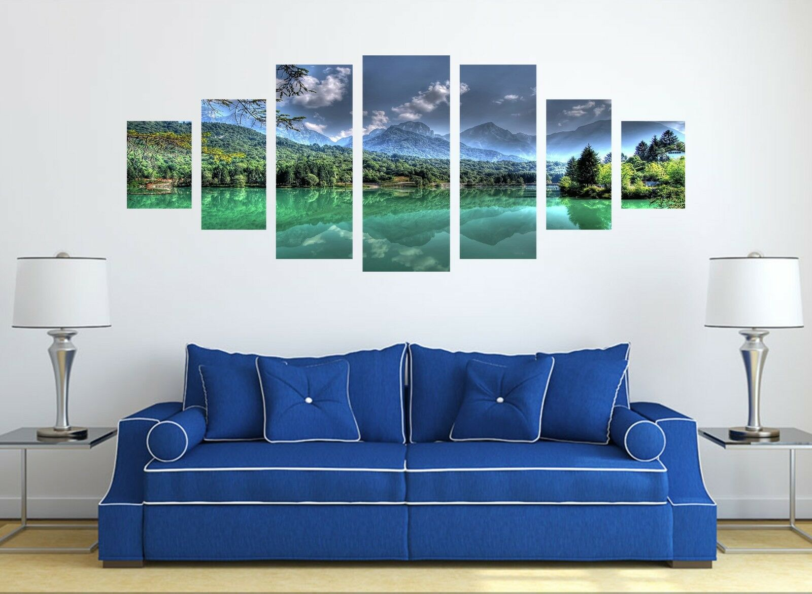 3D Landscape 56 Unframed Print Wall Paper Decal Wall Deco Indoor AJ Wall