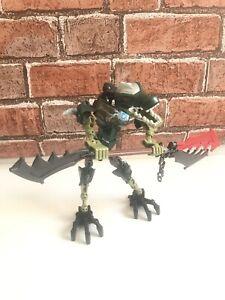 LEGO-Chi-Cragger-70203-Figurine-Legends-of-Chima-Guerrier-Crocodile-Missing-Queue