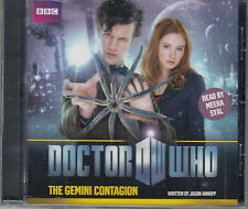 Doctor Who The Gemini Contagion CD Audio Book Jason Arnopp Matt Smith FASTPOST