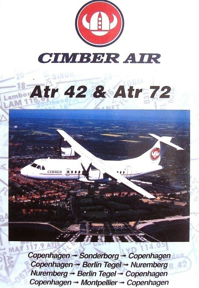 CIMBER AIR, DVD, dokumentar