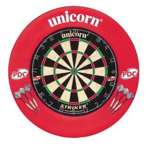 Unicorn-Striker-Home-Darts-Centre-Dartboard-Set-with-Surround-amp-2-Sets-of-Darts