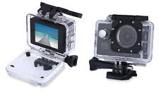 CamTRAX 1080 HD Action Cam -Waterproof Case/Bike Mount Bundle Compare GoPro