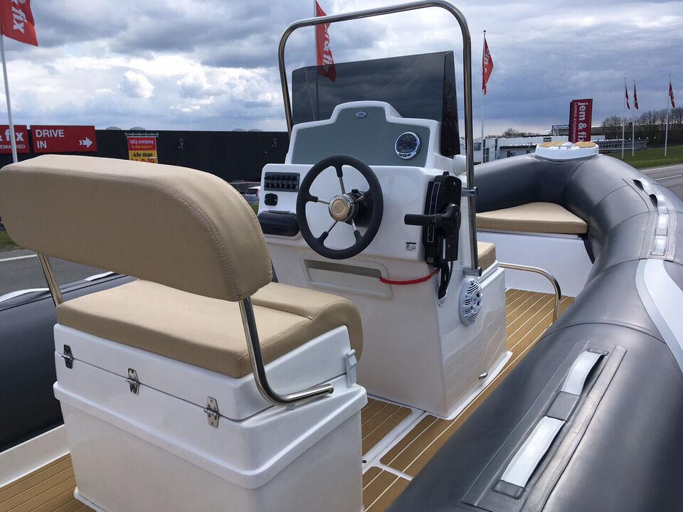 """NY LÆKKER RIB - Tiger Marine Open 600 """"Special..."""
