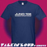 Legendary Roland Juno 106 keyboard T Shirt - ALL SIZES