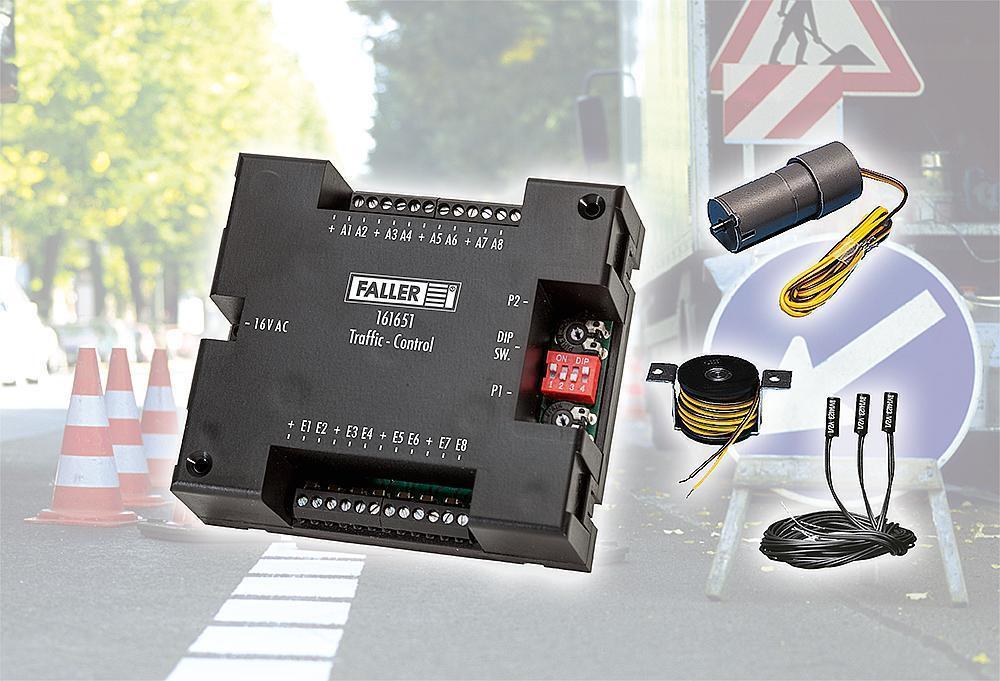 Faller 161622 Car-System Basis-Set Komponenten  NEU in OVP    | Zuverlässige Leistung
