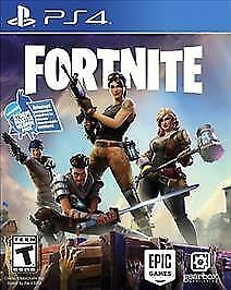 Fortnite Sony Playstation 4 2017 For Sale Online Ebay