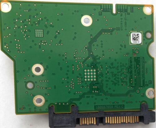 ST2000DM001 ST500DM002 ST1000DM003 ST3000DM001 Hard Drive  PCB  100687658 REV C