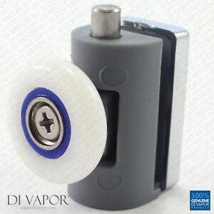 Rouleau de douche vapeur di (R) pivotant printemps | 5mm à 6mm de verre | 24 - 25mm - 26mm-afficher le titre d`origine mbOLxZDA-07221545-850085611