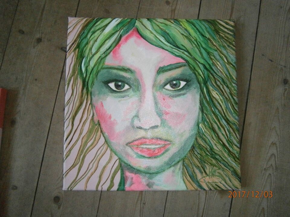 Akrylmaleri