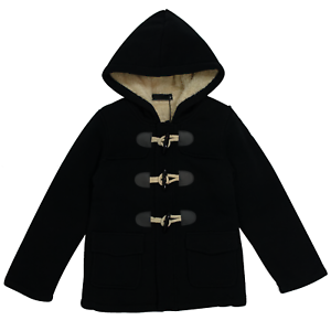 manteau veste duffle coat enfant gar on taille 6 14. Black Bedroom Furniture Sets. Home Design Ideas