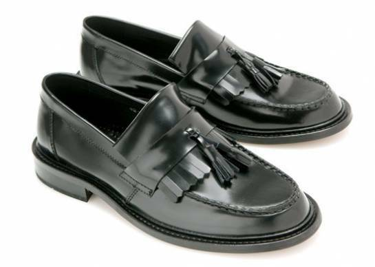 Ikon Men's Black Selecta Loafers