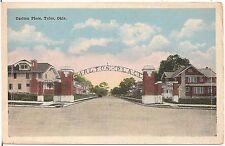 Carlton Place in Tulsa OK Postcard
