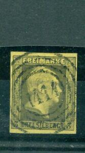 Di-Prussia-Friedrich-Wilhelm-IV-N-4a-timbro-1414-rivisto-BPP-kastaun