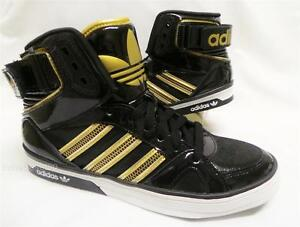 Adidas Shoes For Girls Black And Gold