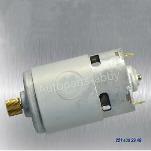Details about New Parking Brake Actuator Motor For Mercedes W221 S350 S400  S550 W216 CL550