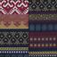 Orkney-Luxe-Indien-Ethnique-Imprime-Housse-de-couette-couette-couverture-ensemble-de-literie-Multi miniature 5