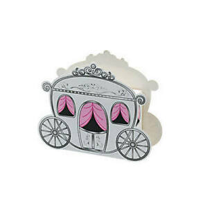 Pack-of-12-Mini-Princess-Carriage-Treat-Boxes-Small-Party-Gift-Box