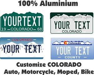 Arizona 1968 License Plate Personalized Custom Auto Bike Motorcycle Moped tag