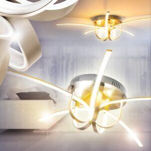 Plafoniera LED Lampada Soggiorno Luce Salone Illuminazione Salotto ...