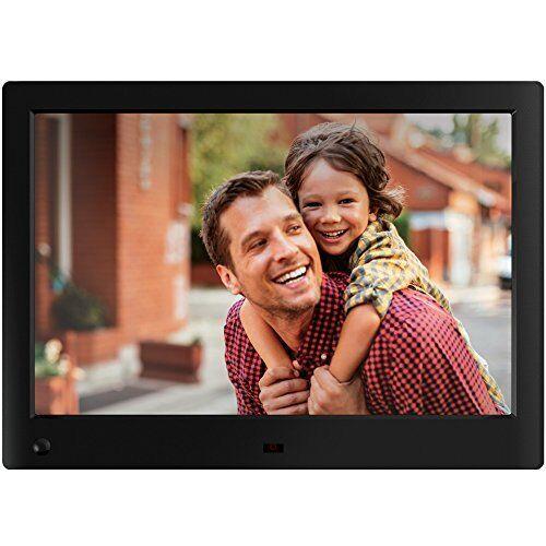 approx. 25.40 cm Nix Advance-foto digital con pantalla ancha 10 in Marco 720p de vídeo HD X10H