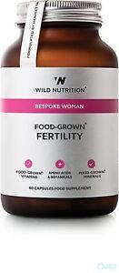 Wild-Nutrition-Bespoke-Donna-food-grown-FERTILITa-Donna-60-capsule