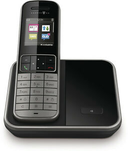 telekom sinus 606 schnurlos dect telefon schnurloses ger t. Black Bedroom Furniture Sets. Home Design Ideas