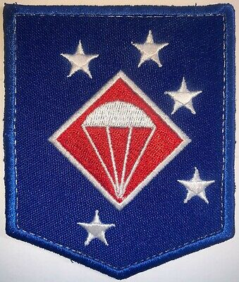Details about  /USMC 3rd Battalion 8th Marines Patch Hook /& Sew Repro New A530