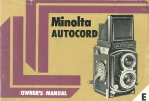 Minolta-Autocord-Late-Model-Instruction-Manual-with-120-220-Addendum-Card