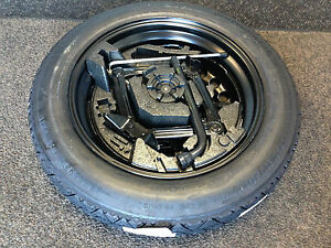 TOOL KIT FOR VOLVO V70 2007-PRESENT DAY TheWheelShop 17 SPACE SAVER SPARE WHEEL