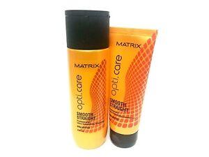 Matrix Opti Care Combo Smooth 200Ml Shampoo & 98 Gm Conditioner Free Shipping