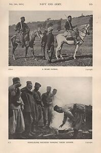 1915 WW1 A SPAHI PATROL SENEGALESE SOLDIERS COOKING - <span itemprop=availableAtOrFrom>Holmfirth, United Kingdom</span> - Returns accepted Most purchases from business sellers are protected by the Consumer Contract Regulations 2013 which give you the right to cancel the purchase within 14 days after the da - Holmfirth, United Kingdom