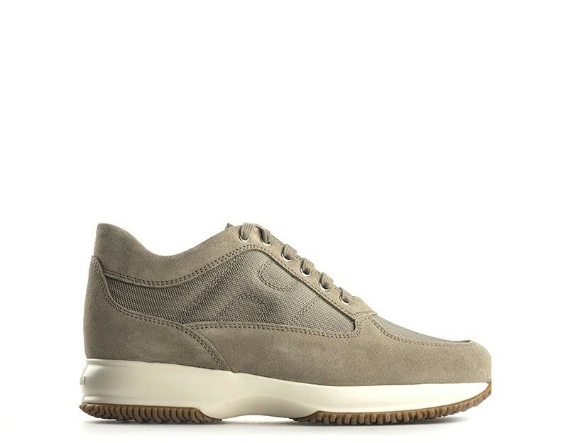 Men's/Women's Shoes HOGAN Man BEIGE Suede,Fabric are M00N00E10B2A9997C Customer first Orders are Suede,Fabric welcome British temperament c34001