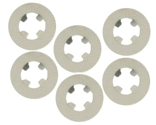 Tension Safety Clips for Kieninger Clock Movements Clock Winding Arbor Clip