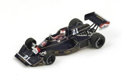 Wolf Williams Fw05 M.Andretti 1976 N.21 International Trophy 1 43 Spark S4044