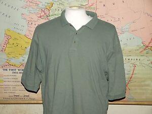 Image Is Loading Nike Golf Polo Shirt Embroidered Logo Size Large