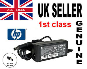 New genuine original laptop charger ac adapter for hp compaq g50 g60 g61 g70 ebay - Adattatore finestra condizionatore portatile ...