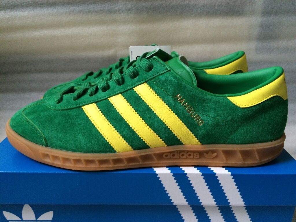Adidas Originals Hamburg b24966  Blau ROT green yellow b24967; b24966 Hamburg s79749 s74840 4c4a81