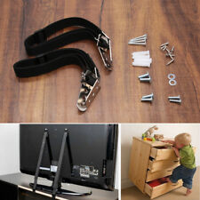 Metal Anti Tip Furniture Straps Childproof Tv Baby Proof And Wall Anchor