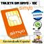 thumbnail 1 - Sim card/micro/nano prepaid simyo, 10 € balance included.